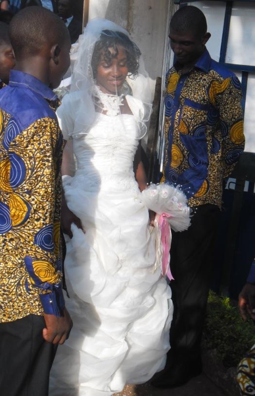 La mariée/ Glorious bride