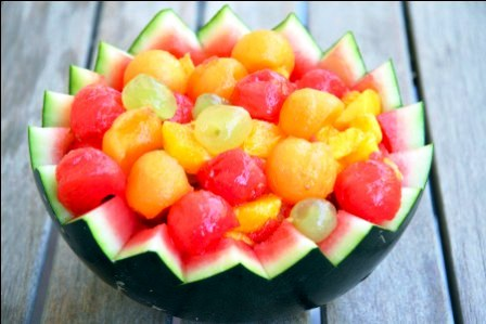 Salad de fruits